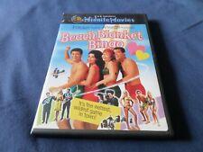 Beach Blanket Bingo (1965)(DVD, 2001) Frankie Avalon Annette Funicello