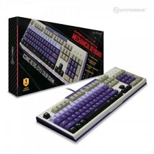 Hyperkin M07207 Hyper Clack Tactile Mechanical Keyboard for PC NEW