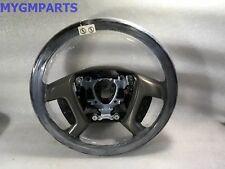 YUKON DENALI SIERRA DENALI BROWN LEATHER STEERING WHEEL 2010-2013 NEW  22947806