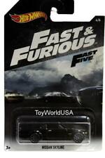 2018 Hot Wheels Fast & Furious #4 Nissan Skyline Fast Five