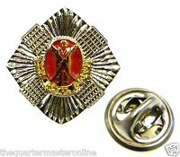 The Royal Scots Lapel Pin Badge