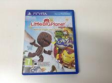 LITTLE BIG PLANET PLAYSTATION VITA MARVEL SUPER HEROE EDITION . Pal España