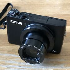 Canon PowerShot G7X 20.2MP Digital Camera - Used, Excellent Condition