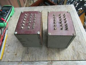 2 ADC A6129A  power  transformers for WESTERN ELECTRIC