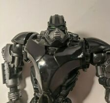 2011 Jakks Pacific ZEUS KING OF ROBOTS from Real Steel Movie 7.5 inch Figure
