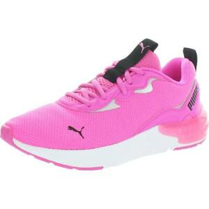 Puma Womens Cell Initiate Pink Running Shoes Sneakers 9 Medium (B,M) BHFO 9627
