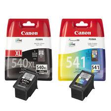 Original Genuine Canon PG540XL Black & CL541 Colour Ink Cartridge Twin Pack