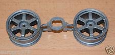 Tamiya 58287 Nissan 350Z/HSV-010/TL01/TT01E, 0445944/10445944 Wheels (1 Pair)