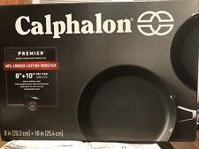 New ListingCalphalon 2-Piece Anodized Cookware Set (2018986)
