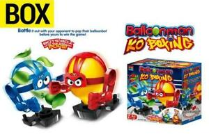 Balloonman KO Boxing New design Toy Game Age 6+ 2 Players Excellent Kid Gift AU