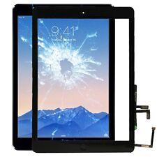 Apple Ipad Air Noir Affichage écran en verre écran tactile+BOUTON HOME écran