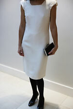 Valentino Ivory smart/party dress size 40 Perfect for Ascot