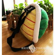 20cm Super Mario Turtle Cute Animal plush backpack shoulder bag small spare