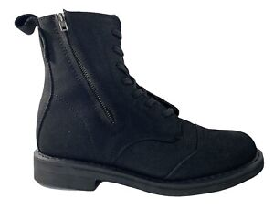 Speed and Strength Mens Bikes Are In My Blood Motorcycle Boots Black Size US 9