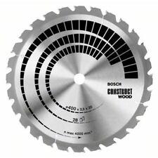 BOSCH Kreissägeblatt Construct Wood, 500 x 30 x 3,8 mm,