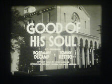"16MM SOUND-FORD THEATER-""THE GOOD OF HIS SOUL""-1954-THOMAS MITCHELL-TOMMY RETTIG"