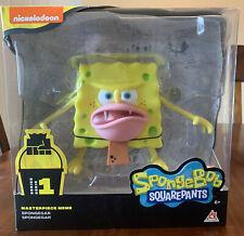 "SpongeBob Squarepants Masterpiece Meme 8"" SPONGEGAR Series 1 Collectable Figure"