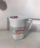 DUNKIN DONUTS Chicago 2016 Coffee Mug