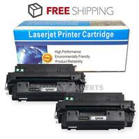 2PK Q2610A 10A Black Toner Cartridge For HP LaserJet 2300 2300dn 2300dtn Printer
