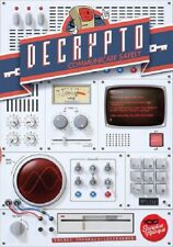 MW| DECRYPTO  #1 PARTY BOARD GAME (2018) -ENGLISH- | LE SCORPION MASQUE