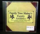 Family+Tree+Maker%27s+Family+Archives+-+CD+-Genealogist%27s+All+in+one+Address+Book