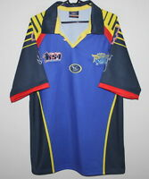 Leeds Rhinos rugby special Keith Senior testimonial shirt #4 ISC size S