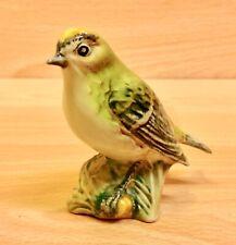Beswick Goldcrest No.2415 Bird Figurine Gloss Finish.