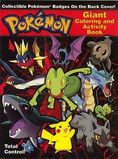 Pokemon coloring book RARE
