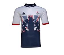 Team GB 2016 Olympics Short Sleeve Rugby Training Shirt Small TD094 OO 03