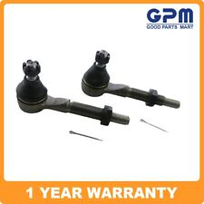 2X Tie Track Rod End L R Fit For Nissan Patrol 2.8TD 3.0DTi 48520VB025 1997-2020
