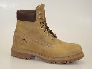 Timberland 6 Inch Premium Boots Waterproof Botas de Cordón Hombre Zapatos