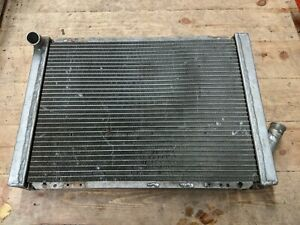 Renault 5 GT turbo alloy Radiator without oil cooler