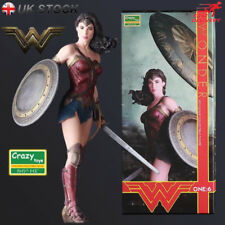 """12"""" Wonder Woman Action Figure DC Comic Statue Crazy Toys  Kids Perfect Gifts"""