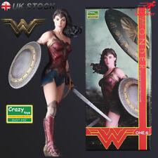 """12"""" Wonder Woman Crazy Toys Action Figure DC Comic Statue Justice League Toy"""