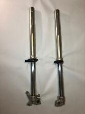 KX125 KX 125 1999 2000 2001 Kawasaki Front Forks Fork Suspension Damper Pair OEM