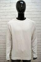 Maglione Uomo LEVI'S Taglia XL Cardigan Maglia Pullover Slim Felpa Sweater Man