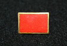 WWII 1st INFANTRY DIVISION Canadian Army Lapel Pin Badge
