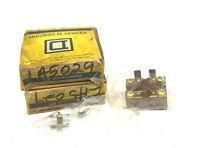 2 NEW SQUARE D 9999-EU-12 INTERLOCK KIT 9999EU12