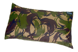 Aqua DPM Camo Aquatexx Carp Fishing Pillow Case/Cover NEW Carp Fishing