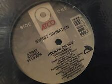 SWEET SENSATION HOOKED ON YOU LP 1988 ATCO 0-96542