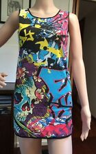 Ed Hardy Girls Dress Top Size XL Fits 10 12 14 Years Old Or Women Size 6 Or 8