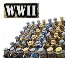 WW2 - WORLD WAR 2 ARMY - COMPATIBILE LEGO MINIFIG