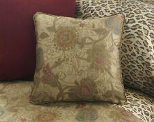 NEW Custom Ralph Lauren Venetian Court Throw Pillow 16 inch Invis Zipper Closure