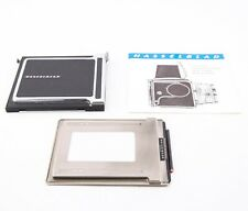 Hasselblad 41017 Cut film adapter and 51012 Cut film holder