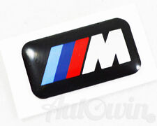 Genuine BMW 1 Small M Stick-on Rims Emblem Original OEM Will Fit For All Series