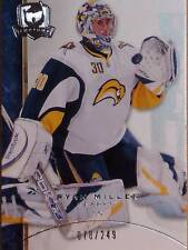 "08-09 UPPER DECK ""THE CUP"" RYAN MILLER BASE CARD 78/249"