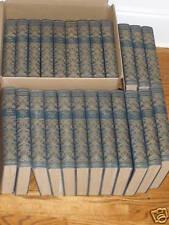 VINTAGE 1929 ENCYCLOPEDIA BRITANNICA 24 Vol Set
