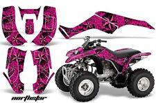 Honda TRX 250 EX AMR Racing Graphic Kit Wrap Quad Decal ATV 02-04 NORTH PINK