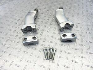 2005 02-05 Honda VTX1800 Handlebar Risers Set Left Right
