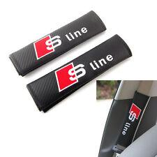 Audi S Line Gurtpolster Logo Schriftzug Sline S Q A 1 3 4 5 6 7 8 S3 S6 Gurt  87
